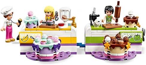 LEGO 41393 Friends Die große Backshow mit Stephanie und Kuchen