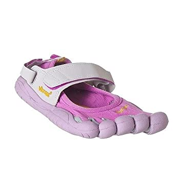 pretty nice 7aaf4 aa612 Vibram FiveFingers Womens Sprint Fuschia Grey Lilac 42