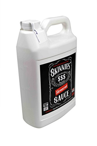 Made in the USA 1 Gallon of Skinnies Skreecret Sauce No Prep Tire Prep Traction Compound (1) by Skinnies Sauce