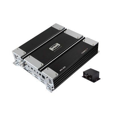DHD NTX-3012 2 Channel mosfet bridgeable 1240watts car amplifier