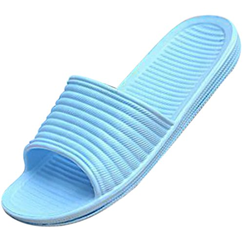 Bath Anti Unisex Floor Blue House Slipper Qianle Sandal Slip Slipper Indoor gX5qFqRw