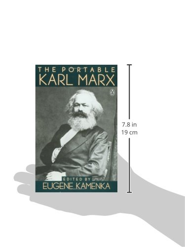 The portable karl marx portable library karl marx eugene the portable karl marx portable library karl marx eugene kamenka 9780140150964 amazon books fandeluxe Images