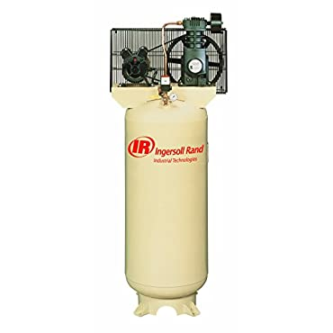 Ingersoll-Rand SS5L5 Electric Air Compressor, 1 Stage