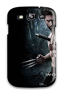 Nora K. Stoddard's Shop Cheap Galaxy S3 Cover Case - Eco-friendly Packaging(wolverine)