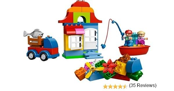 LEGO Duplo - Maxi barril amarillo - 10556: Amazon.es: Juguetes y juegos