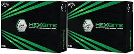 Callaway Hex Bite Golf Balls 24-Ball Pack