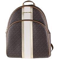 Michael Kors Women's Backpack Bag Leather - Brown