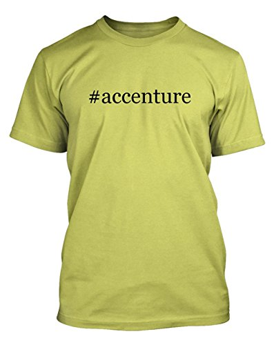accenture-hashtag-adult-mens-t-shirt-various-sizes-colors-yellow-large