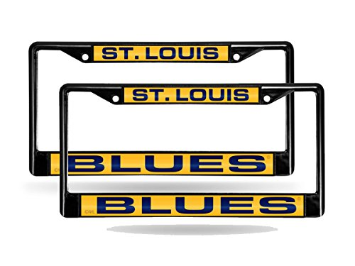 Louis Blues License Plate Frame - 8