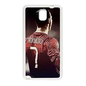Custom Real Madrid Cristiano Ronaldo Print Hard Case for Samsung Galaxy Note 3