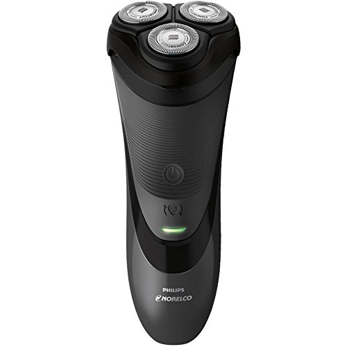 Price comparison product image Philips Norelco Shaver 3100 Dry electric shaver, Men's Face Hair Trimmer Grooming Razor