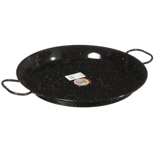 Garcima 16'' Enameled Steel Paella Pan Review