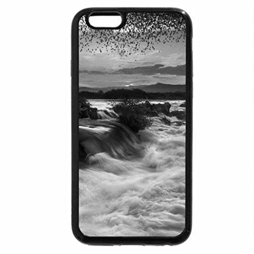 iPhone 6S Plus Case, iPhone 6 Plus Case (Black & White) - A Fresh New Chance