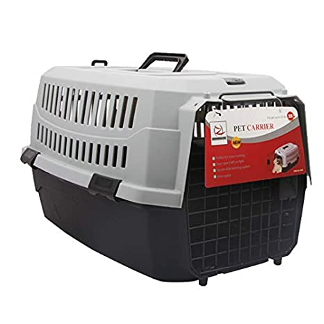 SULESI Caja de Aire para Mascotas, Perro, Gato, Jaula de ...