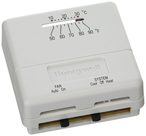 Honeywell T812C1000 Heating and Cooling Thermostat