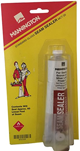 (Mannington MCT-20 Standard Gloss Vinyl Flooring Seam Sealer-Do It YourSelf 2oz. Kit)