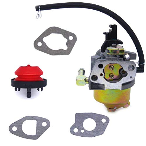 Outgoings 951-14027A Carburetor with Primer Bulb Kit for MTD Troy Bilt Cub Cadet Snow Blower 951-14026A 951-10638A 170SA 170-SU Carb