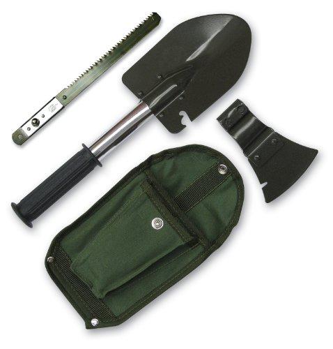 Stansport 6-in-1 Survival Tool, Outdoor Stuffs