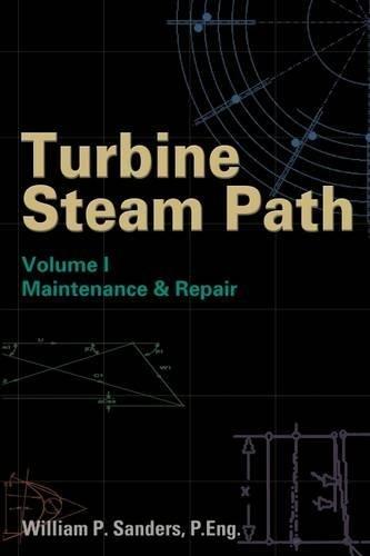 Turbine Steam Path Maintenance & Repair, Vol. 1