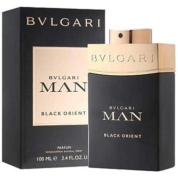 3b4e0f5640 Amazon.com : Bvlgari Man Black Orient by Bvlgari Eau De Parfum Spray 3.4 oz  for Men : Beauty