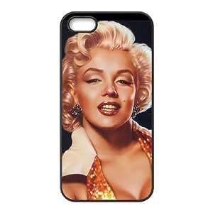 C-EUR Diy Marilyn Monroe Hard Back Case for iphone 4/4s 5g