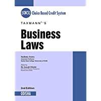 Business Laws [Choice Based Credit System (CBCS)] -Odisha