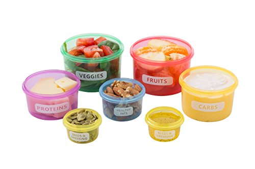 Container Multi Colored Preparation Kitchen Winners