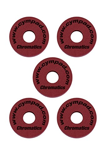 Cympad CS15/5-C Chromatics Set 40/15mm, Crimson