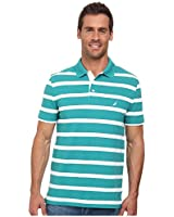 Nautica Men's New Stripe Polo