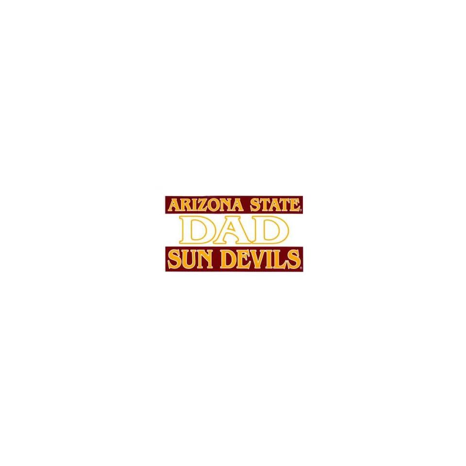 Arizona State Sun Devils Vinyl Decal