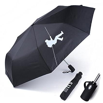 Bazaar 511 totalmente automáticos grandes lluvia plegable dom hombre mujer paraguas