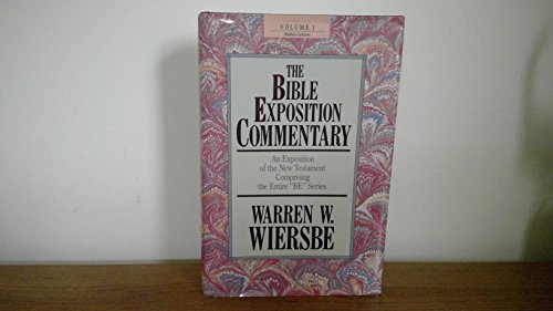 The Wiersbe Bible Commentary - New Testament - 5