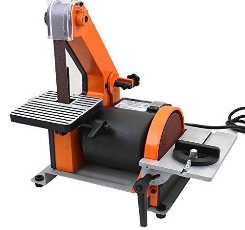 XtremepowerUS Belt / Disc Sanding Machine