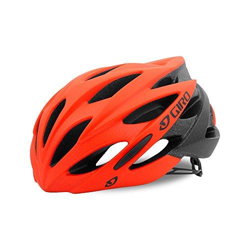 Giro Savant MIPS Road Cycling Helmet Matte Vermillion/Flame Fade Large (59-63 cm) (Bike Cm 60 Road)
