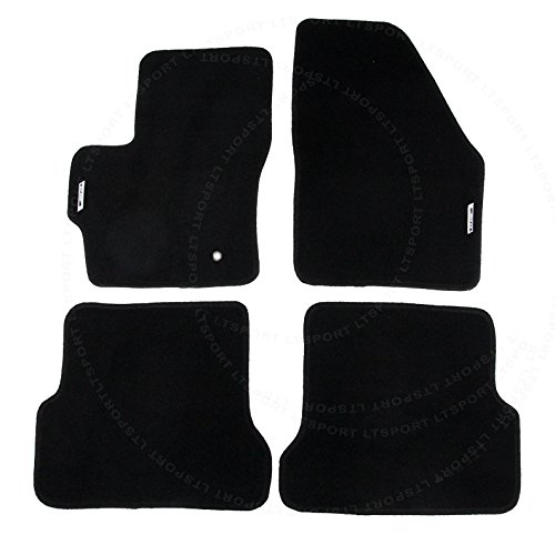 LT Sport SN#100000001259-201 Custom Fit 04-09 MAZDA 3 Hatchback Premium Nylon Floor Mats Carpet
