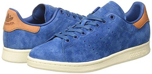 Hombre Blue off core White Adidas Para core Azul Stan Smith Zapatillas Blue zqnaIAwF1