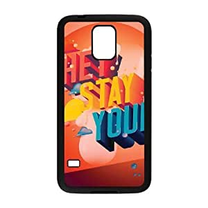 Custom Cover Case with Hard Shell Protection for SamSung Galaxy S5 I9600 case with The graphics lxa#981488