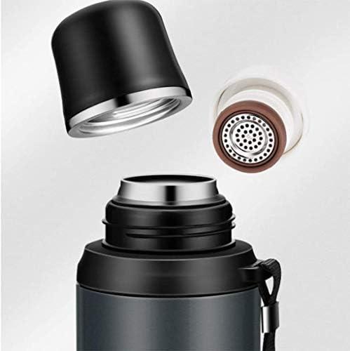 thermosflessen 0.8L Isolatiepot, Buiten Roestvrij Staal, Mannelijke En Vrouwelijke Slaapzaal Met Grote Capaciteit, Draagbare Thermosfles Voor Thuis pot