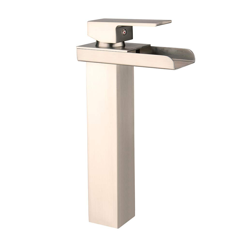 Zy-1606-h DUOYIZI All Copper Superficial Wiredrawing Washbasin Hot and Cold Faucet Kitchen Sink Faucet