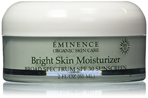 Eminence Bright Skin Moisturizer SPF 30 - 2 Fl.oz (60 Ml ) - Blueberry Soy Night Recovery Cream