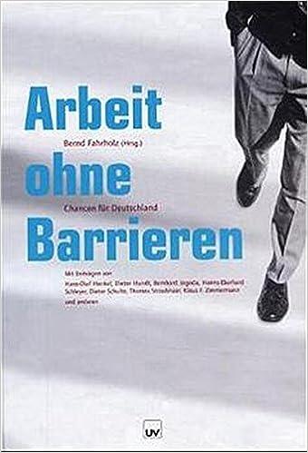 Book Arbeit ohne Barrieren