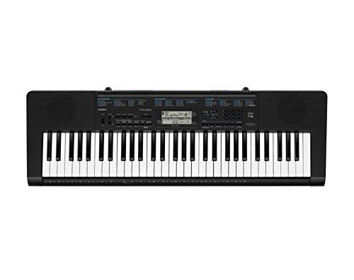 Casio CTK2300AD Keyboard - Black