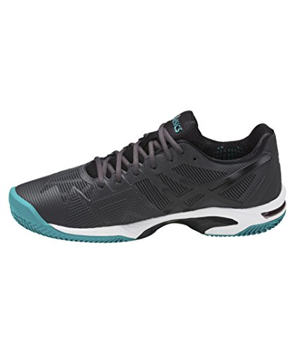 Chaussures Asics Gel-solution Speed 3 Clay Grafito
