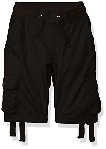 Twill Cargo Jogger Shorts Colors