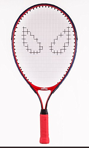 Marvel Junior Spider-Man Tennis Racquet, Red/White/Blue, 19″