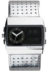 Vestal Unisex MCW015 Monte Carlo Ana-Digi Stainless Steel Watch