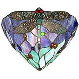 Dale Tiffany TW12062 Dragonfly Jewel Wall Sconce