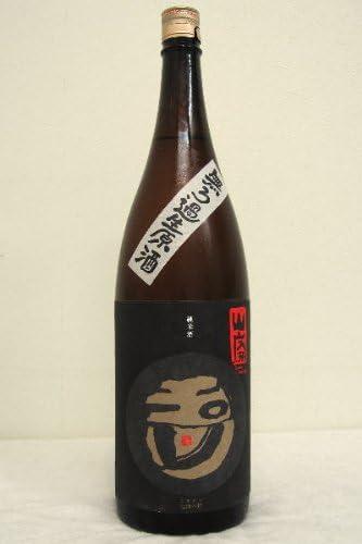 木下酒造 玉川 山廃純米無濾過火入れ原酒平成30年度醸造 1800ml