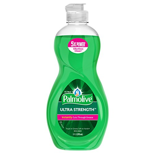 Colgate Ultra Dishwashing Liquid - Palmolive Ultra Strength Dish Liquid, Original - 10 fluid ounce