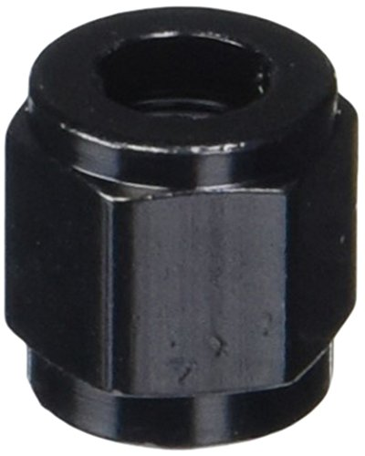 Professional Products (16222) Black -4AN Tube Nut ()